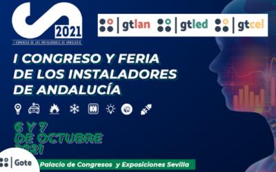Gote participa en el Congreso y Feria de los Instaladores Andaluces COFIAN