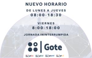 nuevo-horario-gote-gtled-gtlan-gtcel-gotebike